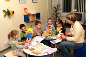 Чужд език в детските градини