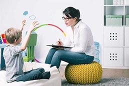 Психотерапия за деца Оксиния