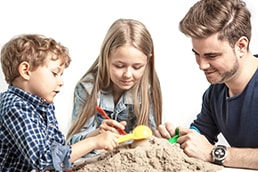 Терапия с пясък