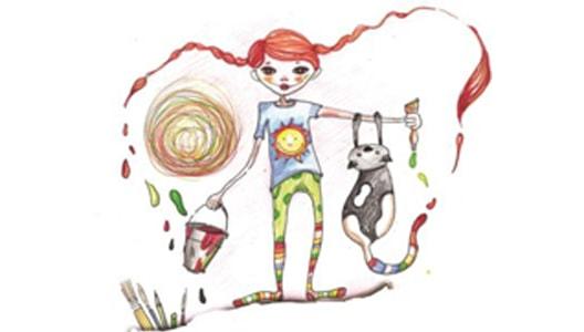 Арт Студиа Изобразително изкуство детска къща Оксиния