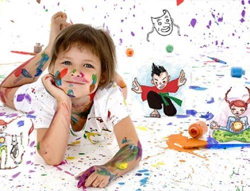Развиващи дейности за деца от 4 до 12 год