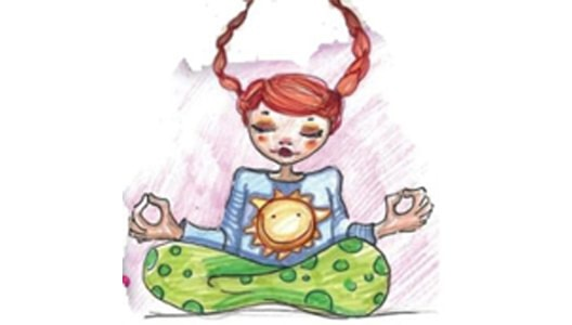 Йога за деца Оксиния