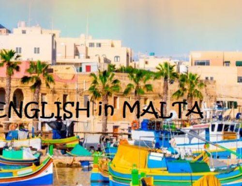 Езиков курс в Малта с ваучер